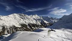 Sorebois, Zinal (6line8) Tags: valais wallis switzerland hiver panorama mountain montagne zinal anniviers valdanniviers sorebois ski