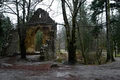 (nicolasnova) Tags: chamonix alpes alps france hautesavoie gaillands ruines ruins faux fauxruin