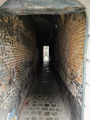 And his other side (GlamOliver) Tags: passage rue ruelle street path