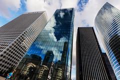 La Defense Office Complex (mysterious-man) Tags: office complex paris building gebäude hochhäuser la devense manhattan von