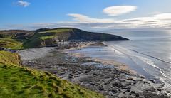 Dunraven Bay (Andy.Gocher) Tags: andygocher nikon d3500 uk wales southwales dunravenbay southerndown heritagecoast beach coast coastline sea landscape