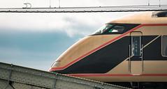 Japan - Tokyo (SergioQ79 - Osanpo Photographer -) Tags: japan tokyo train sky blue bridge nikon d7200 2019 happyplanet asiafavorites