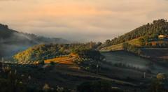 ... in the clouds (valeriaconti136) Tags: umbertide umbria paesaggio paesaggiitaliani italylandscape landscape clouds beautifulitaly canoneos80d