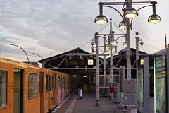 (Antía Davila) Tags: berlin europe germany travel photography summer train city urban landscape pentax k1000 analogue film 35mm street september