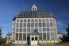 Baltimore MD ~ Rawlings Conservatory (karma (Karen)) Tags: baltimore maryland druidhillpark rawlingsconservatory palmhouse windows cupolas vanes nrhp topf25