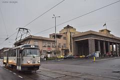 Tatra T4R - 3317 - 44 - 01.12.2019 (VictorSZi) Tags: tram transport tramvai tatra tatrat4r winter iarna december decembrie nikon nikond5300 stb militari bucharest bucuresti romania