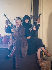 Don't mess with us (alanrharris53) Tags: peaky blinders tle papplewick pumping station claire velvet
