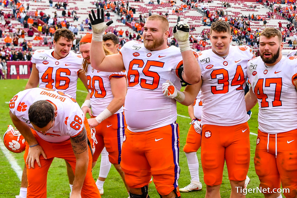 Clemson Photos: Matt  Bockhorst, 2019, Football, South  Carolina