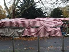Zeltstadt (mkorsakov) Tags: dortmund nordstadt nordmarkt markt market zelt tent streifen stripes