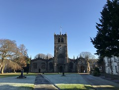 Photo of Last Day in the Lakes: Holy Trinity Church: England's widest church, Kendal