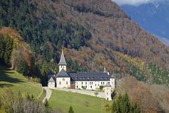Abbaye de Tamié @ Hike to Col de Tamié
