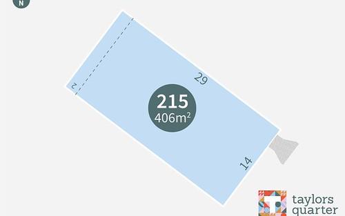 Lot 215 (Taylors Quarter) Friesian Avenue, Taylors Lakes VIC