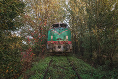 Memory LAne (Andy Schwetz ( andyschwetz,de)) Tags: urban abandoned train decay fineart forgotten ghosttrain urbex lostplaces verlasseneorte abandonedeurope andyschwetz rust rusty crusty ilovedecay urbexgermany sonya7iii
