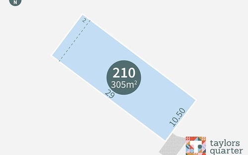 Lot 210 (Taylors Quarter) Friesian Avenue, Taylors Lakes VIC