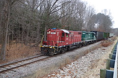 y&s 198 (Fan-T) Tags: ys youngstown southern southeastern 222 shortline ibcx icg 9368