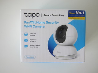 TP-Link Tapo C200 Wi-Fi Camera