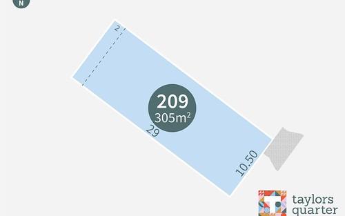 Lot 209 (Taylors Quarter) Friesian Avenue, Taylors Lakes VIC