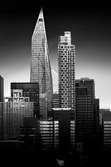 NYC Skyline (ADW44) Tags: moma new york nyc the big apple manhattan nj jersey skyline skyscraper monochrome fine art sony sonya7iii alpha telephoto ndfilter leefilters leebigstopper