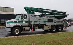 Chuck's Concrete Pumping LLC Truck (raserf) Tags: chucks concrete cement truck trucks llc pump pumper pumping putzmeister freightliner pensacola florida sturtevant wisconsin racine county
