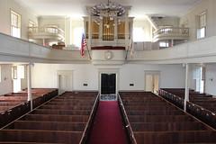 The New North Church – Hingham, Massachusetts (Stephen St-Denis) Tags: hingham massachusetts newnorthchurch interior pipeorgan georgestevensorgan