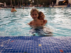 The Kids In The Pool At The Hard Rock Hotel (Joe Shlabotnik) Tags: november2019 everett universalorlando florida universal hardrockhotel orlando galaxys9 swimmingpool pool violet cameraphone 2019