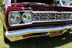 Road Runner (Todd Evans) Tags: canon t7 plymouth roadrunner car auto automobile chrome mopar 1968 worldcars