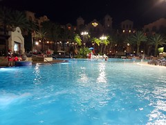 The Pool At The Hard Rock Hotel (Joe Shlabotnik) Tags: swimmingpool pool cameraphone galaxys9 2019 november2019 hardrockhotel universalorlando florida universal orlando