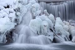 Frozen Waterfall (Shedugengan) Tags: frozen waterfall winter chill