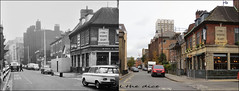 Cornwall Road`1968-2019 (roll the dice) Tags: london southwark lambeth se1 waterloo old local history sixties retro bygone sad mad nostalgia architecture changes collection canon tourism tourists urban england council culture vanished demolished boozer publichouse pub beer ale oldandnew pastandpresent hereandnow streetfurniture people fashion surreal southbank thames school bollards windows tv van