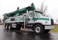 Chuck's Concrete Pumping LLC Truck (raserf) Tags: chucks concrete cement truck trucks pump pumper pumping putzmeister freightliner pensacola florida sturtevant wisconsin racine county