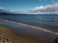 (Z. Andrzejewski) Tags: poland pomerania andrzejewski gdansk baltic sea landscape landscapephotography naturephotography sky water beach