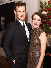 The Crown's Matt Smith 'grows close' to Claire Foy amid rumours of split from Lily James (ajfamoustk) Tags: the crown's matt smith 'grows close' claire foy amid rumours split from lily james images google entertainment gr8pic
