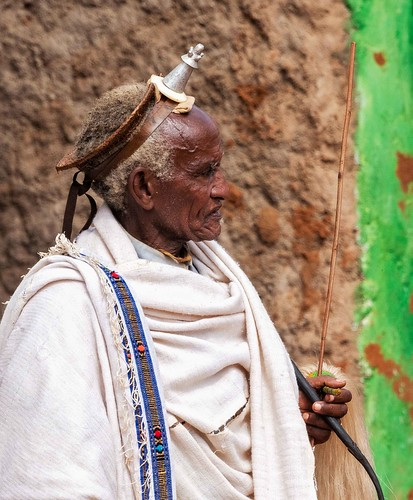 Borana Elder