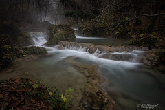 Mystic rivers (Through_Urizen) Tags: category landscape places turkey waterfall canon90d canon sigma1020mm outdoor landscapephotography nature natural forest woodland stream river trees autumn fog foggy rural creek gorge cascade rocks moss leaves