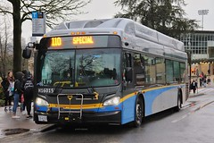 H16015 (timothy8610480) Tags: transport vehicle transportation xcelsior xn40 northamerica translink publictransit transit photography canon britishcolumbia vancouver bus newflyer