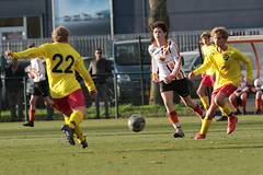 """HBC Voetbal • <a style=""""font-size:0.8em;"""" href=""""http://www.flickr.com/photos/151401055@N04/49156126993/"""" target=""""_blank"""">View on Flickr</a>"""