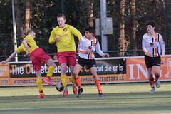 """HBC Voetbal • <a style=""""font-size:0.8em;"""" href=""""http://www.flickr.com/photos/151401055@N04/49156129768/"""" target=""""_blank"""">View on Flickr</a>"""