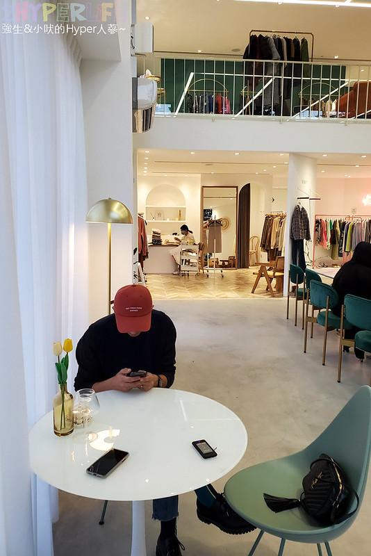 IG打卡點,Stunning Cafe,台中下午茶,台中南屯 下午茶,台中南屯咖啡,台中咖啡,台中網美店,台中美食,台中輕食 @強生與小吠的Hyper人蔘~
