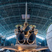 Rocket Boosters of Space Shuttle Discovery
