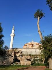 Little Hagia Sophia (Levana Una Laitman) Tags: istanbul turkey mosque