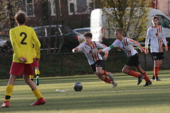 """HBC Voetbal • <a style=""""font-size:0.8em;"""" href=""""http://www.flickr.com/photos/151401055@N04/49156613351/"""" target=""""_blank"""">View on Flickr</a>"""