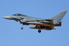 30+92  EF2000 Eurofighter F-2000A Typhoon  TLP 21-09-16 (Antonio Doblado) Tags: 3092 ef2000 eurofighter f2000a typhoon tlp albacete aviation aviacion aircraft airplane fighter