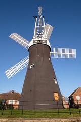 Holgate Windmill, November 2019 - 08