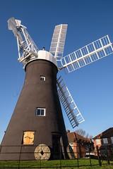 Holgate Windmill, November 2019 - 10