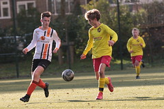 """HBC Voetbal • <a style=""""font-size:0.8em;"""" href=""""http://www.flickr.com/photos/151401055@N04/49156833267/"""" target=""""_blank"""">View on Flickr</a>"""