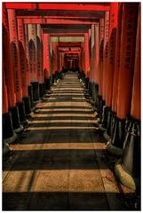 Fushimi Inari-taisha_1 (bit ramone) Tags: japón japan asia fushimiinaritaisha kioto temple templo tori bitramone travel viajes