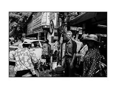 a peak hour/ hanoi (trung412127) Tags: street streetlife streetphotography dailylife wandering everydayinstreet backandwhite hanoi milan milano budapest bratislava vietnam italy city hungary urban bnw weird leica people 35mm 28mm