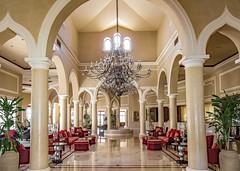 red sea vacation (werner boehm *) Tags: wernerboehm redsea egypt jazmirabelresort nabqbay sharmelsheikh reception architecture
