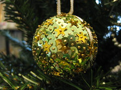 Hand Beaded Pale Green and Gold Star Christmas Bauble (raaen99) Tags: sequincoveredchristmasbauble sequincoveredchristmasball handmadechristmasbauble handmadechristmasball handmade handmadechristmasgift gift christmasgift bauble ball christmastheme christmasthemed ribbon christmasbauble christmasball christmastree christmasdecoration handbeaded handsequined decoration tree sequin pin shiny matte seasonsgreetings christmas2019 merrychristmas festive celebration gold goldsequin starsequin green palegreen palegreensequin greensequin