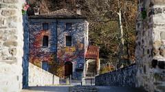Di là dal ponte (_Nick Outdoor Photography_) Tags: pontegobbo valtrebbia autunno falltime appenninoemiliano countrylife stone sunnyday behindthescenepreviouspicture